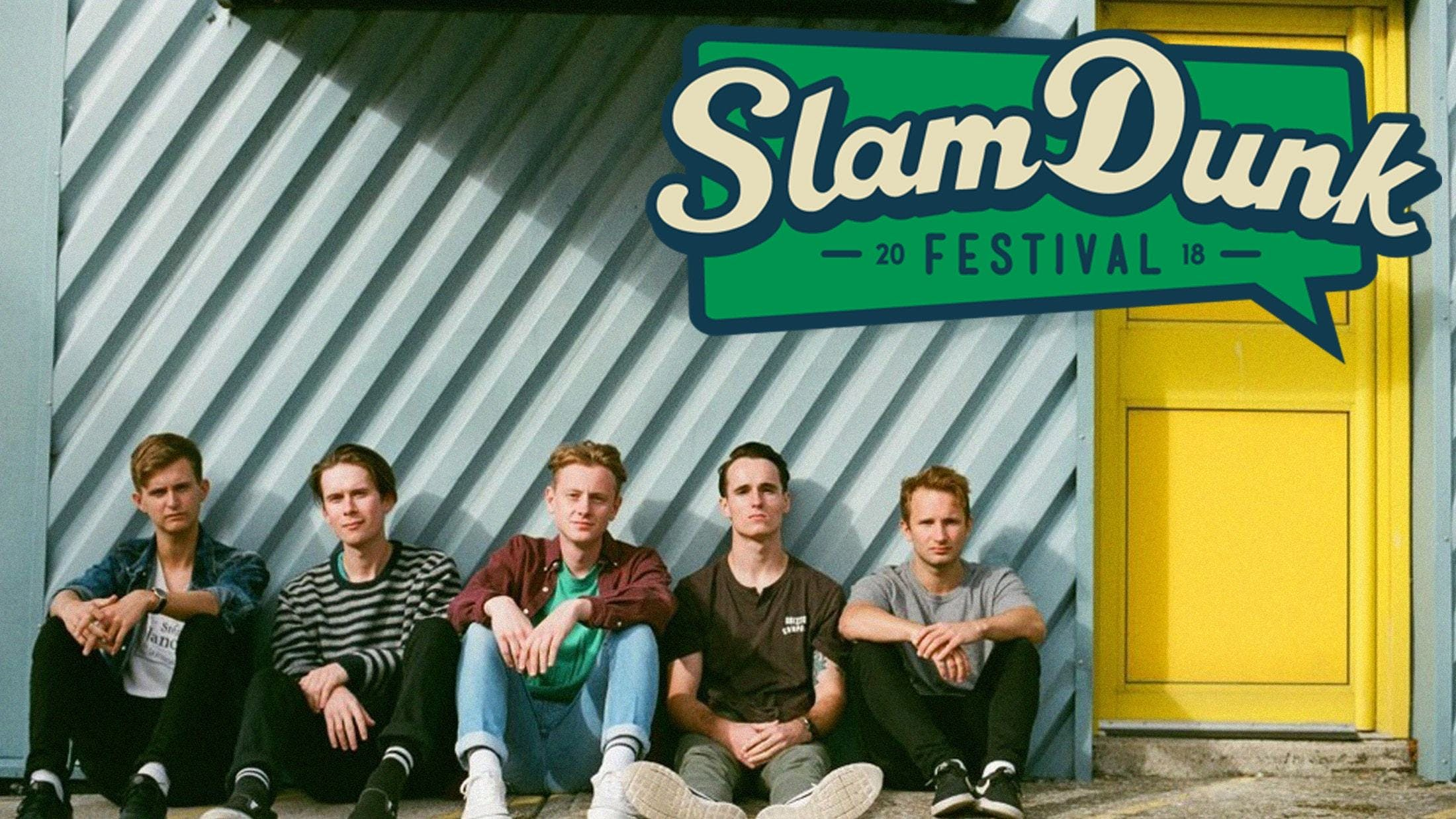 A Slam Dunk Festival Exclusive Announcement And A Chat With Alex From Roam About It