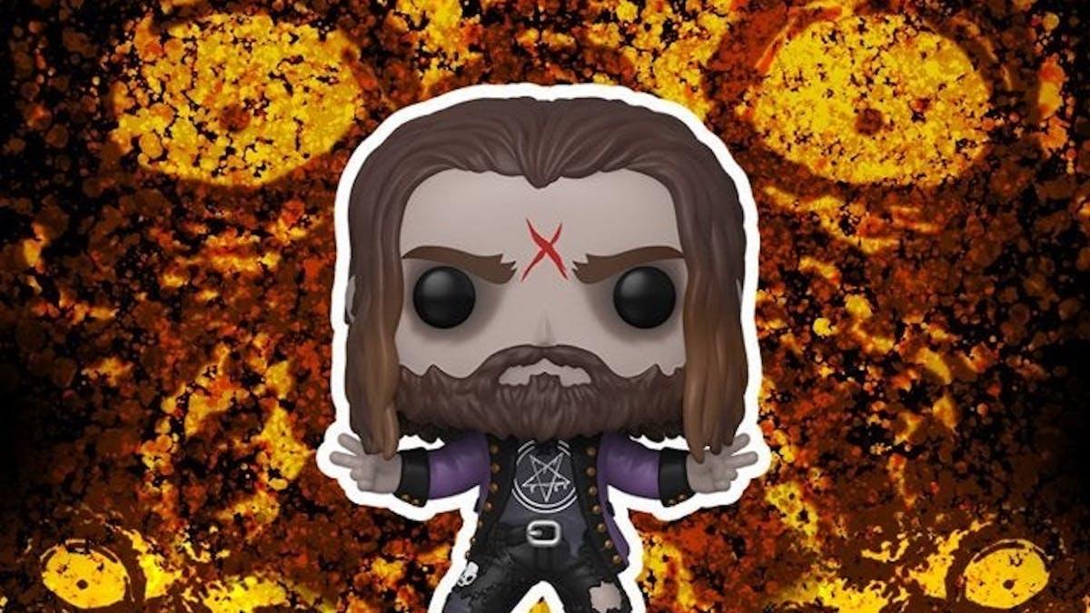 Rob Zombie Has His Own Funko Pop! Figurine