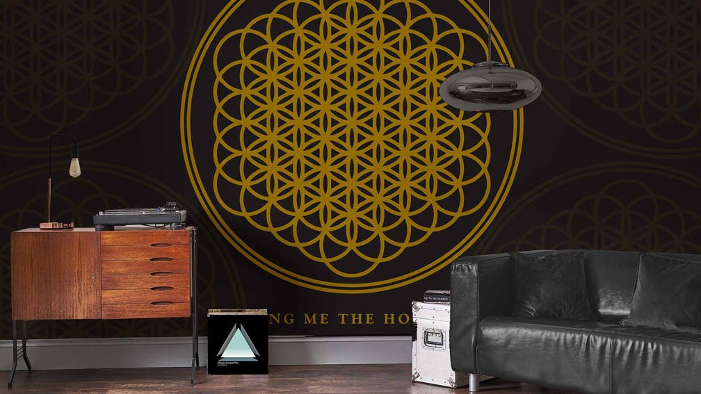 Win An Awesome Band Mural For Your Wall, Courtesy Of Rock Roll