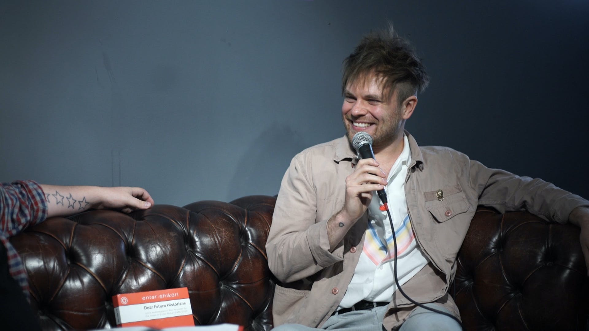 Enter Shikari's Rou Reynolds Joins Kerrang! In Conversation