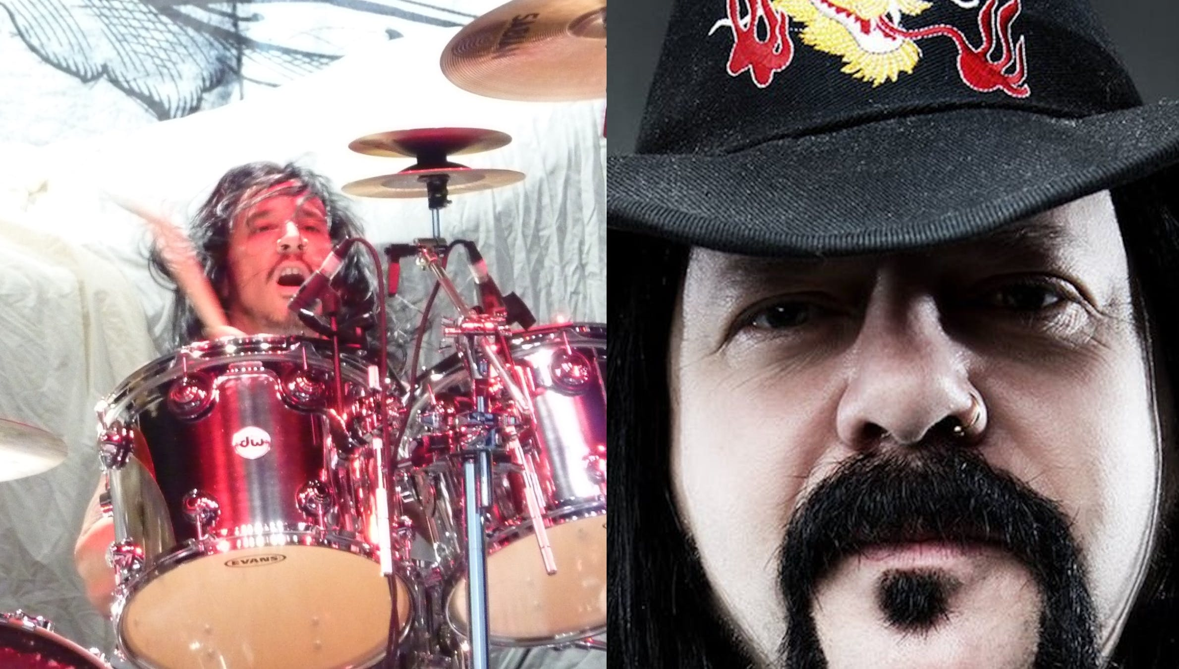 Hellyeah Reveal Stone Sour Drummer Roy Mayorga Will Replace Vinnie Paul