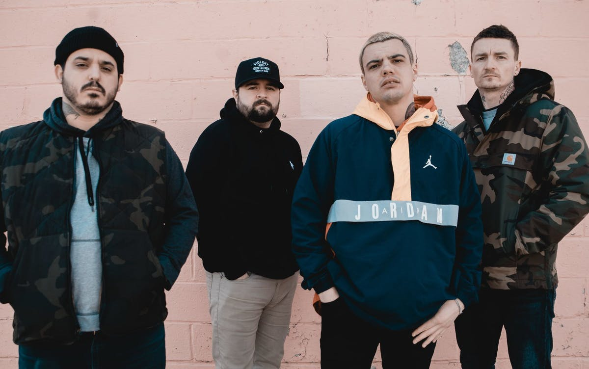 Stray From The Path Get Revolutionary In Fiery New Single And Video