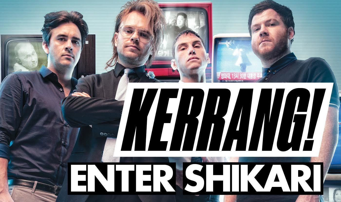 K!1689: Enter Shikari – The Soundtrack To The End Of The World