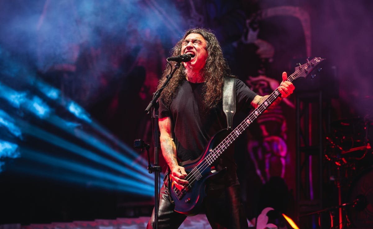 Here's The Setlist From Slayer's Final European Show