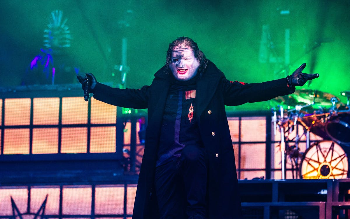 """Corey Taylor On We Are Not Your Kind: """"This Is Probably The Furthest We've Pushed The Boundaries Of Creativity"""""""