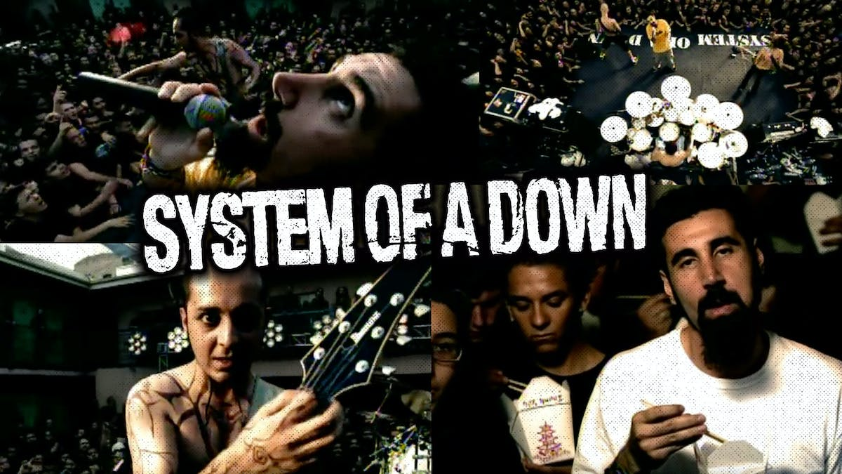 A Deep Dive Into System Of A Down's Chop Suey! Video