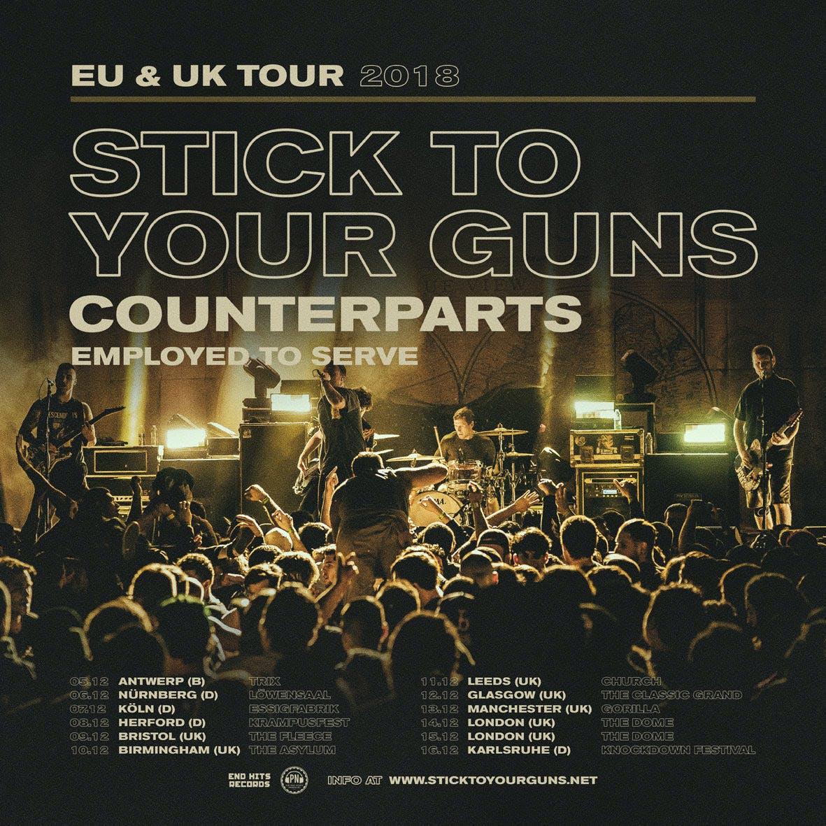 Styg Counterparts Ets Tour