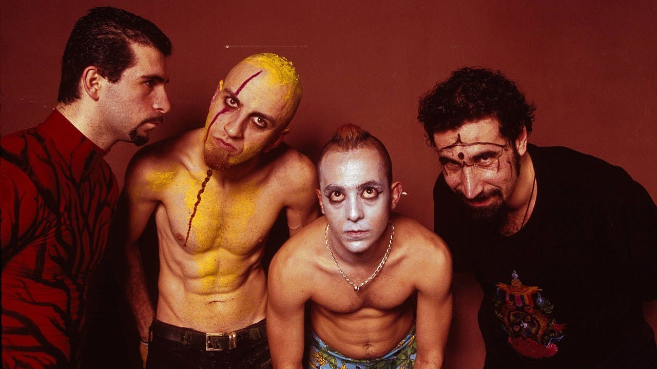 This Is The Setlist From System Of A Down's First Gigs Of 2019