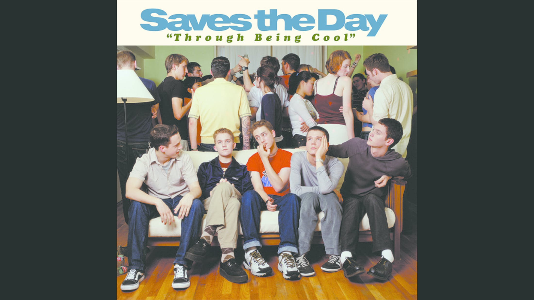 44. Saves The Day Copy - Through Being Cool
