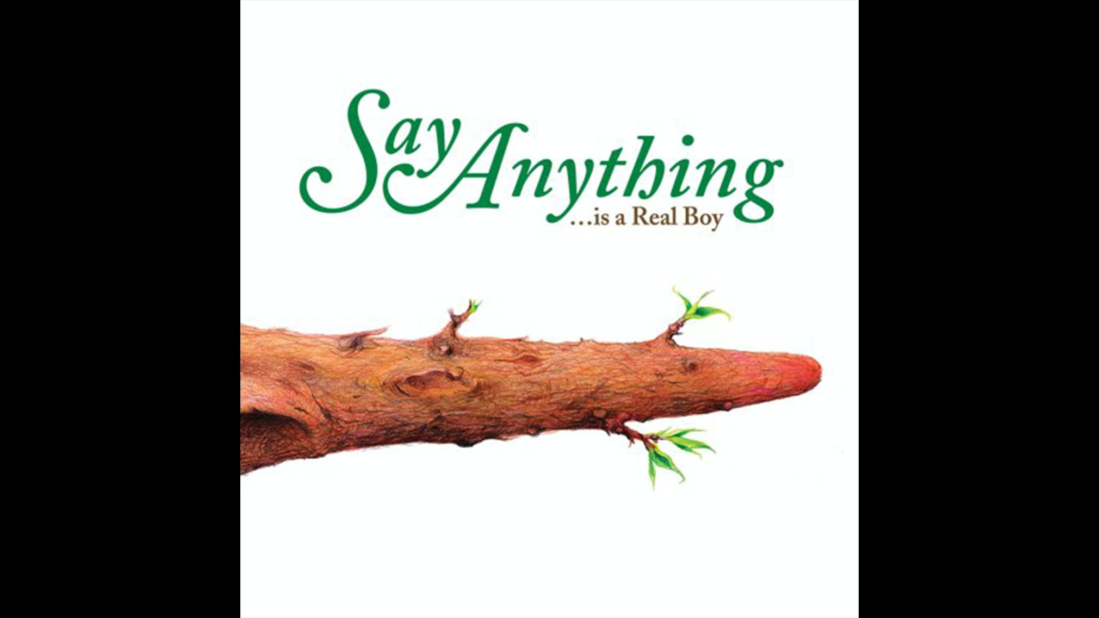 47. Say Anything - ...Is A Real Boy (2004)