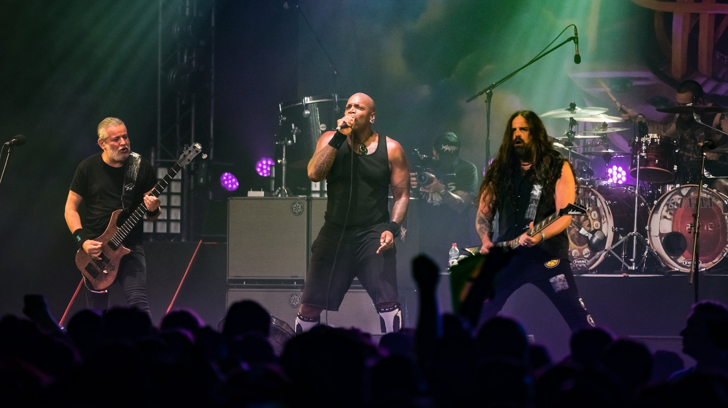 Sepultura Banned From Playing Lebanon For Being 'Devil Worshippers'