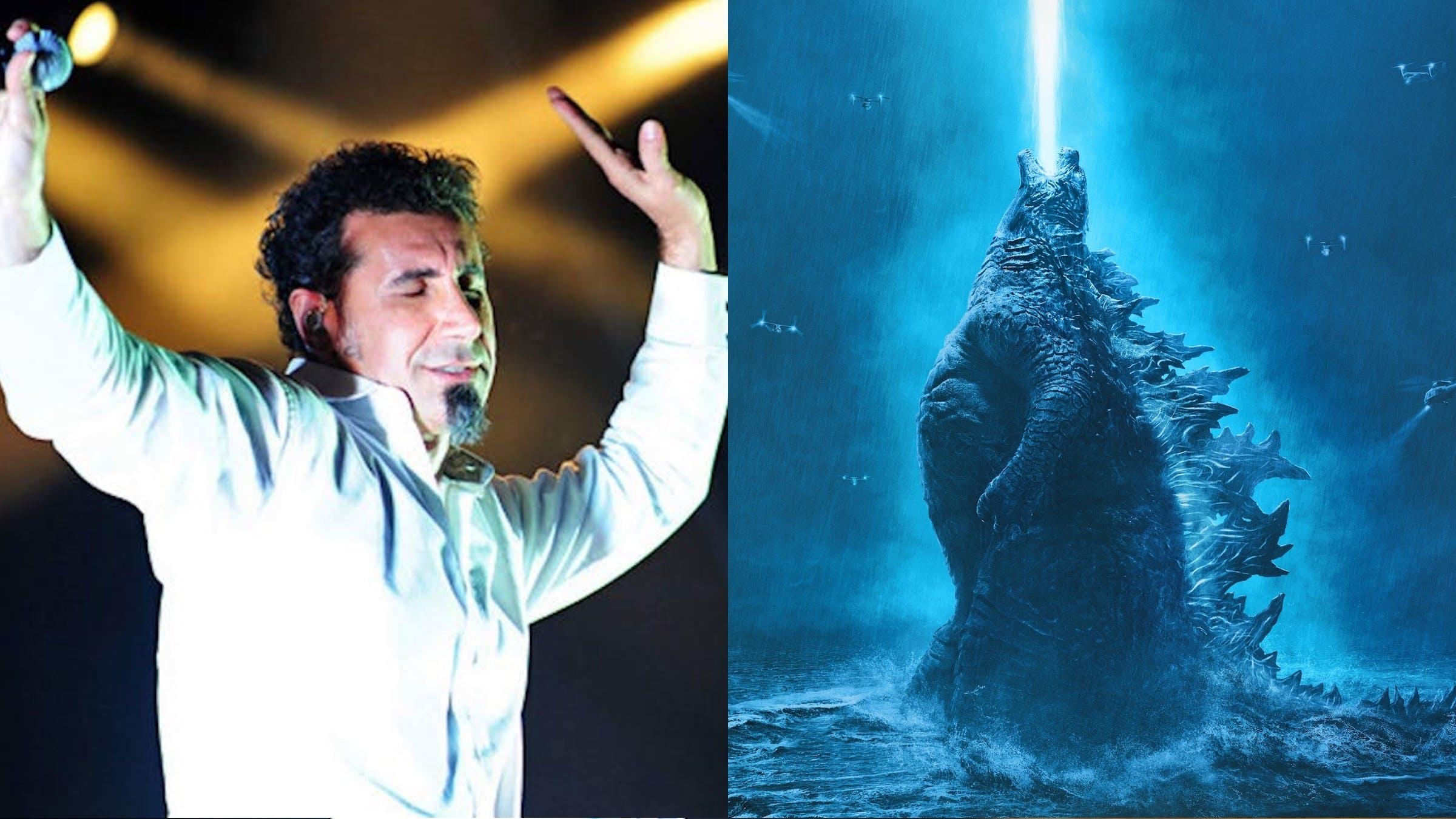 Listen To Serj Tankian And Bear McReary Cover Blue Öyster Cult's Godzilla