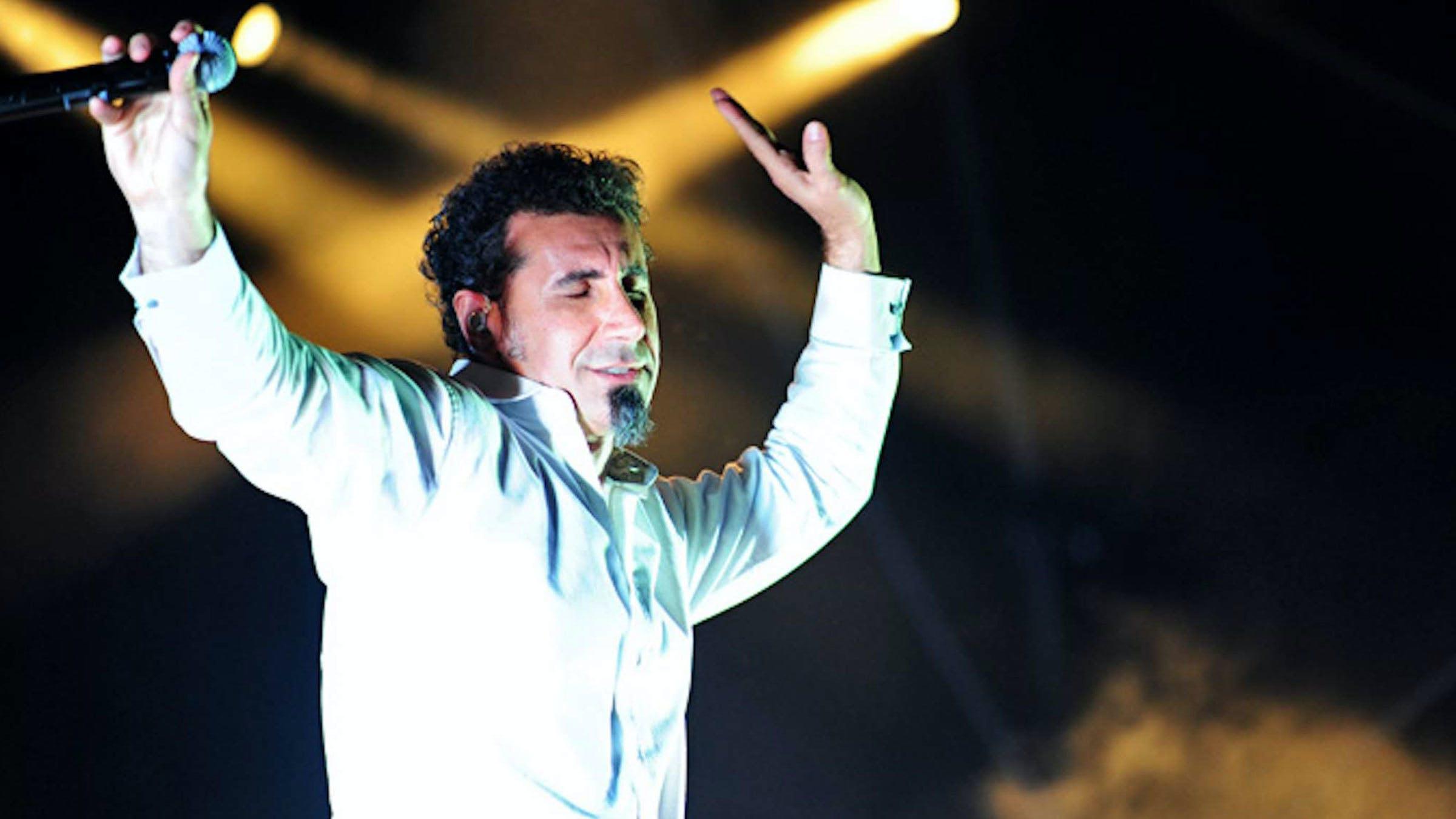 System Of A Down Frontman Serj Tankian Is Making A Documentary