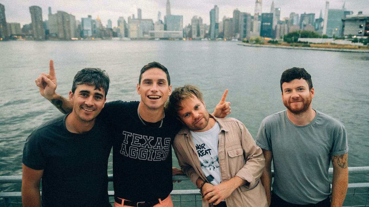 Enter Shikari's Notes From The Road: Partying Hard In New York
