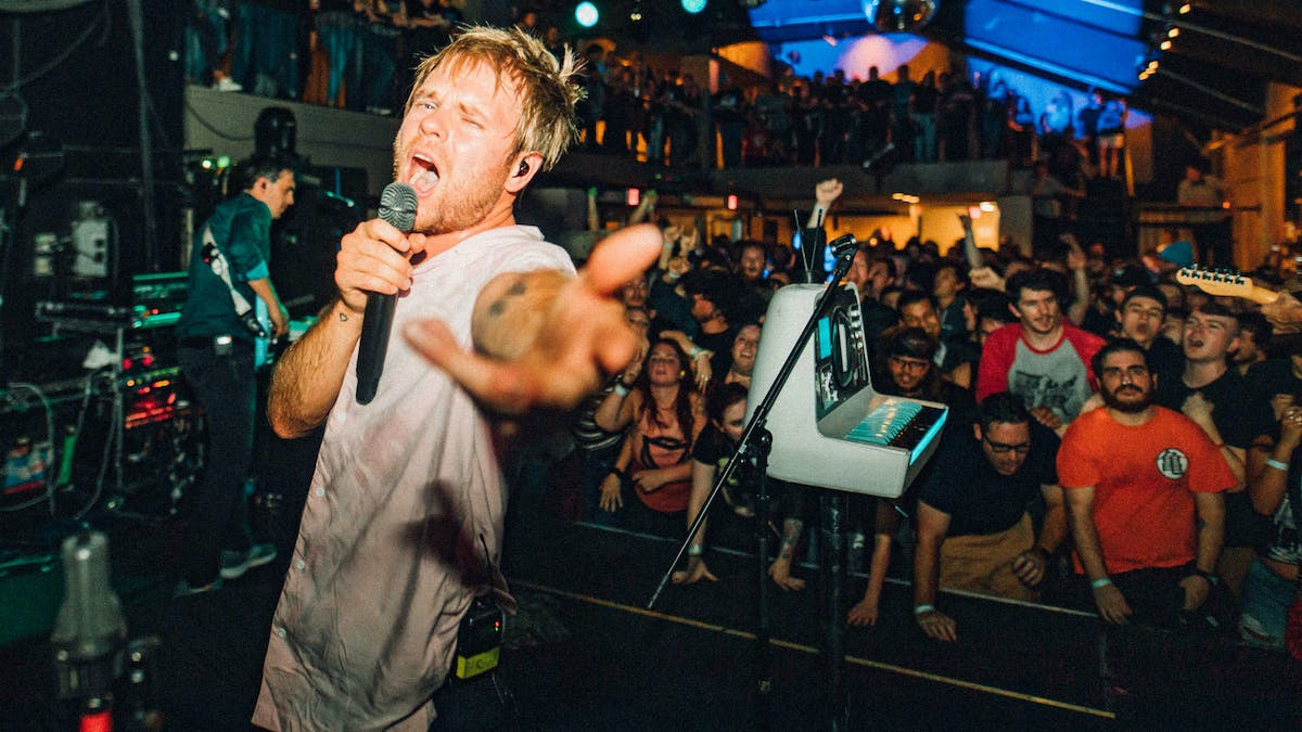 Enter Shikari's Notes From The Road: Stinking It Up In Worcester