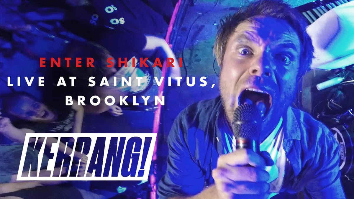 Watch Enter Shikari's Full Set At Saint Vitus Bar In Brooklyn