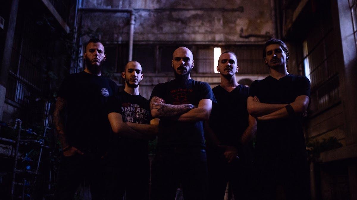 Israeli Thrashers Shredhead Put The World In A Headlock In Their New Video