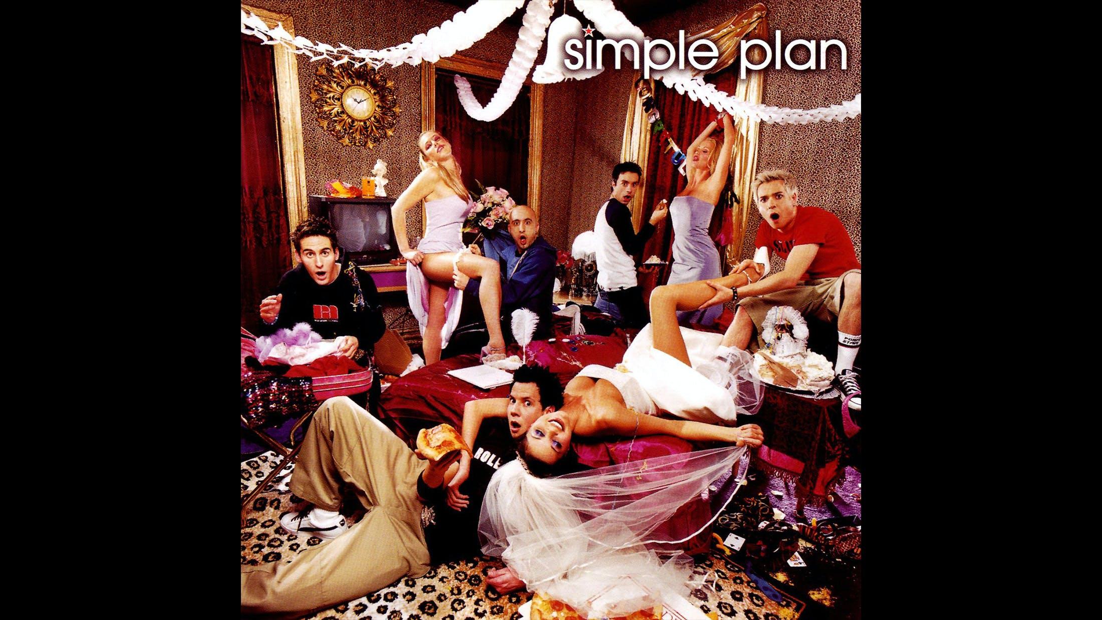26. Simple Plan - No Pads, No Helmets... Just Balls (2002)