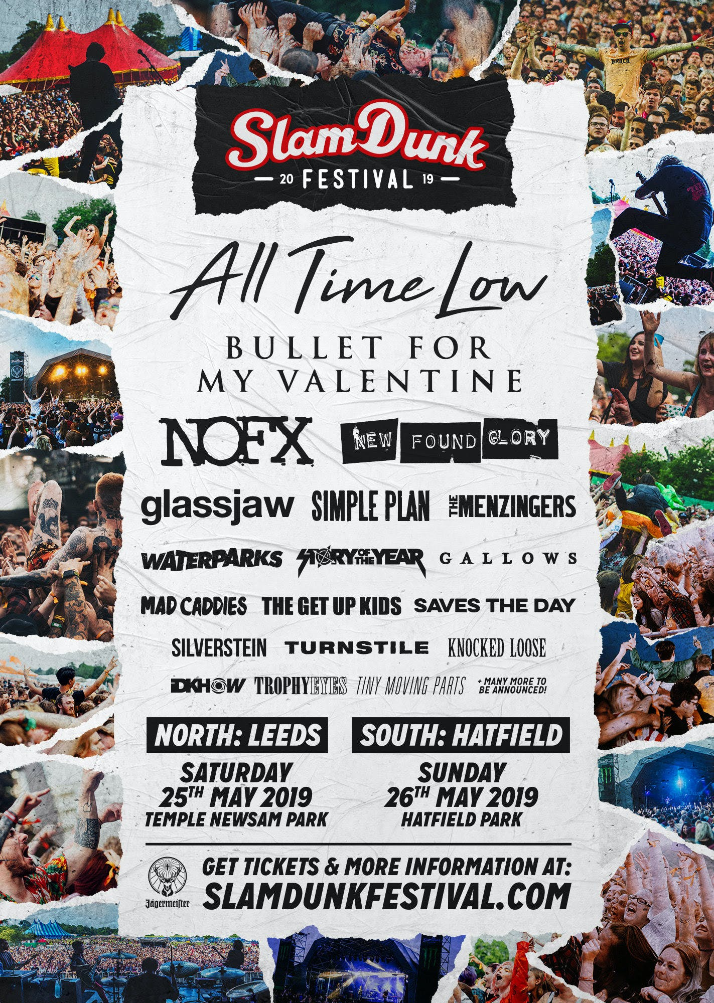 Slam Dunk 2019 November Announcement