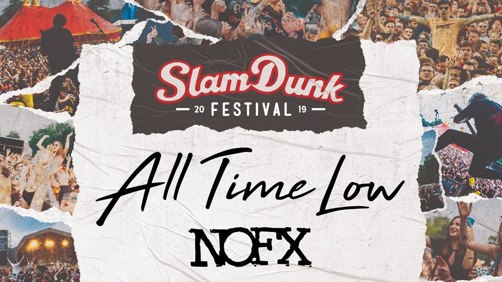 All Time Low To Headline Slam Dunk 2019; Seven More Bands Announced