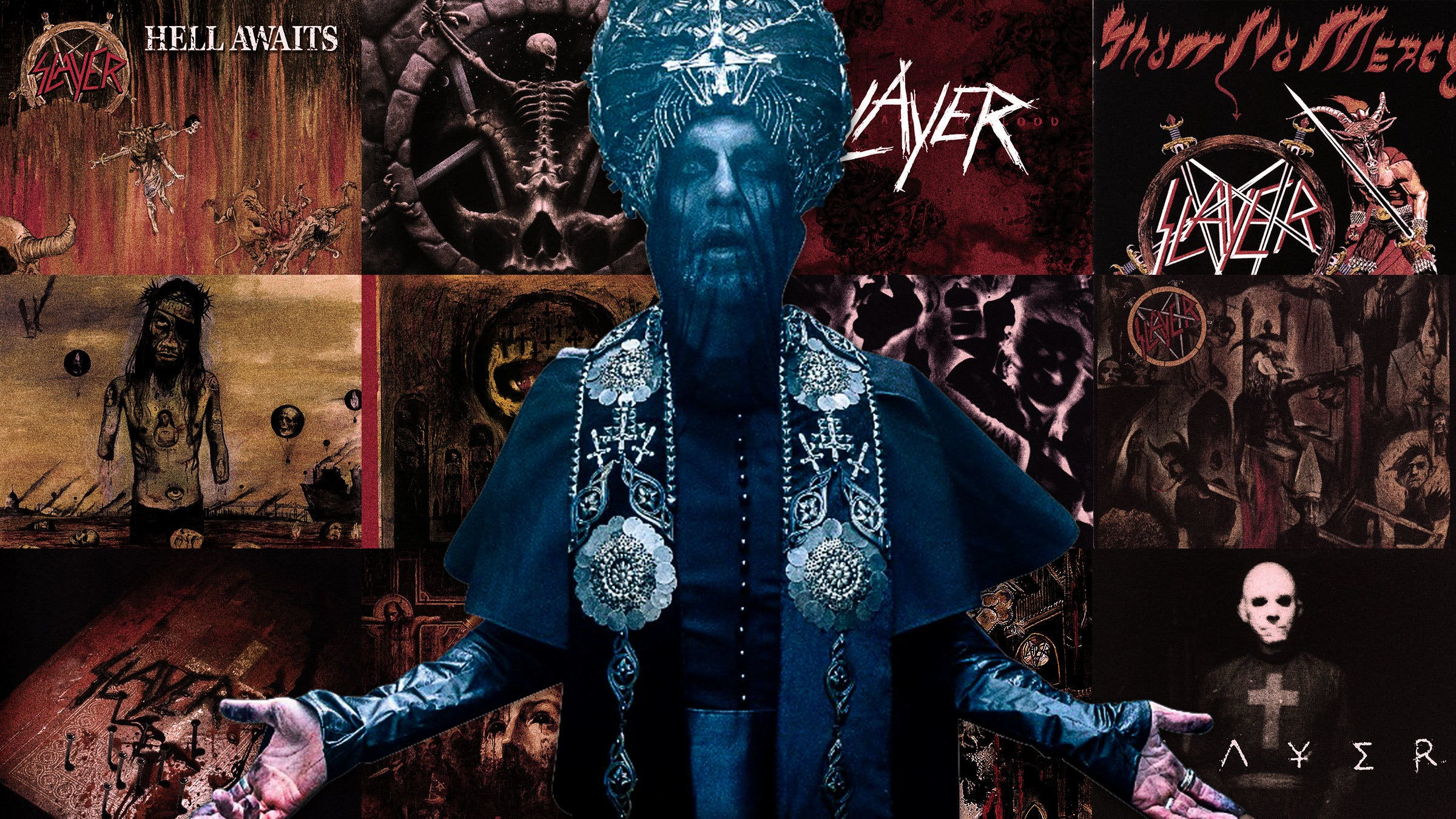 Every Slayer Album Reviewed By Behemoth's Nergal — Kerrang!
