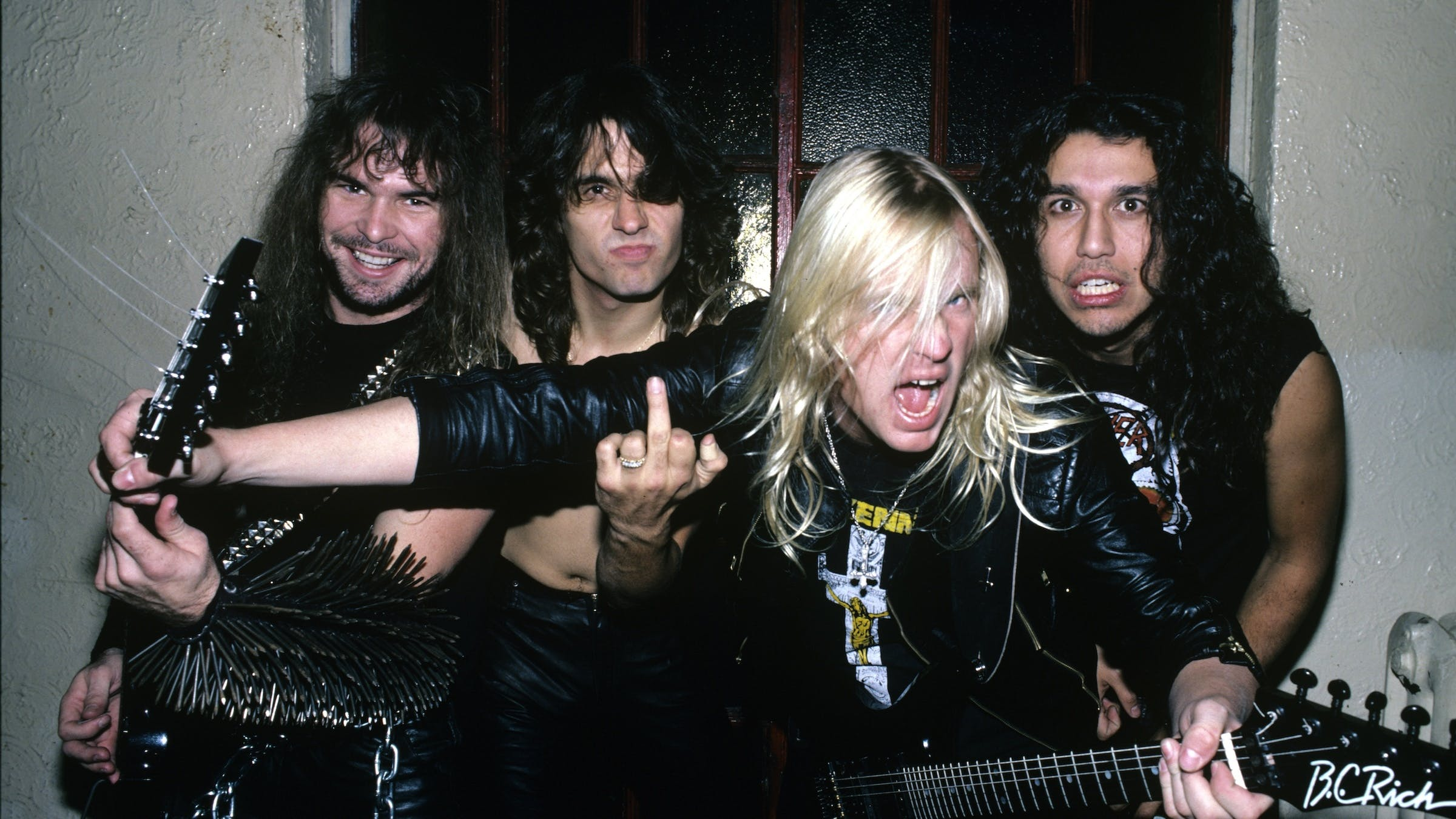 Slayer's Jeff Hanneman Made Beautiful Music For Evil People