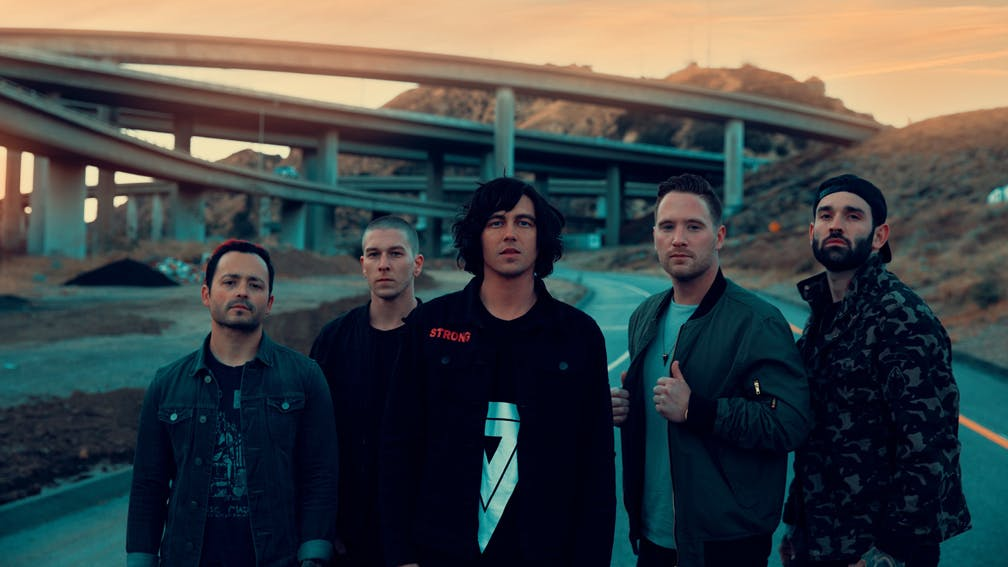 Sleeping With Sirens To Support Good Charlotte On UK/European Tour