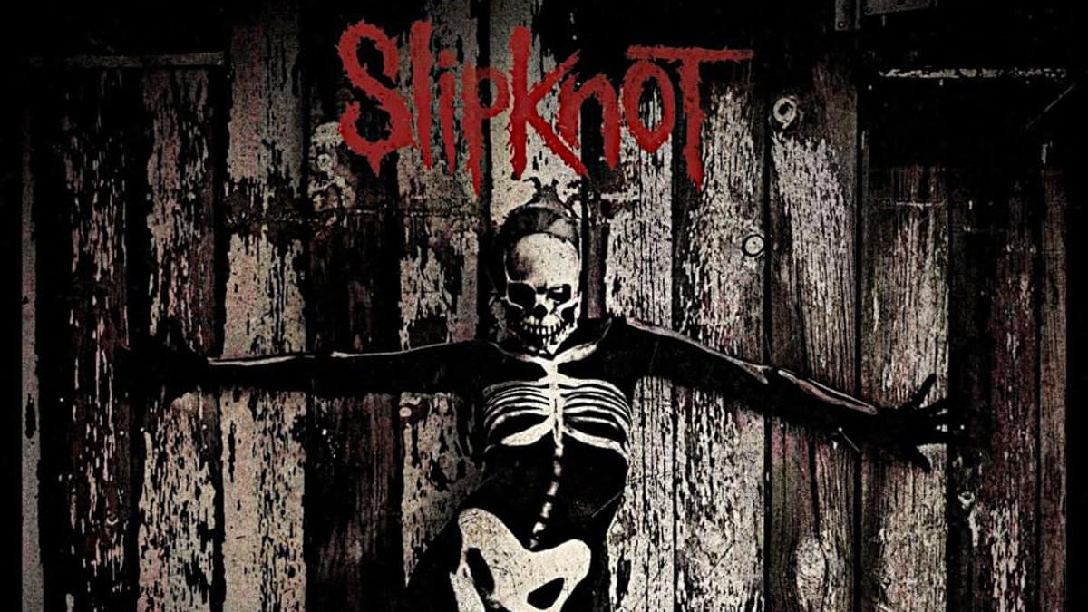 Slipknot Have Shared An Alternative Cover Of .5: The Gray Chapter For The Album's Fifth Anniversary