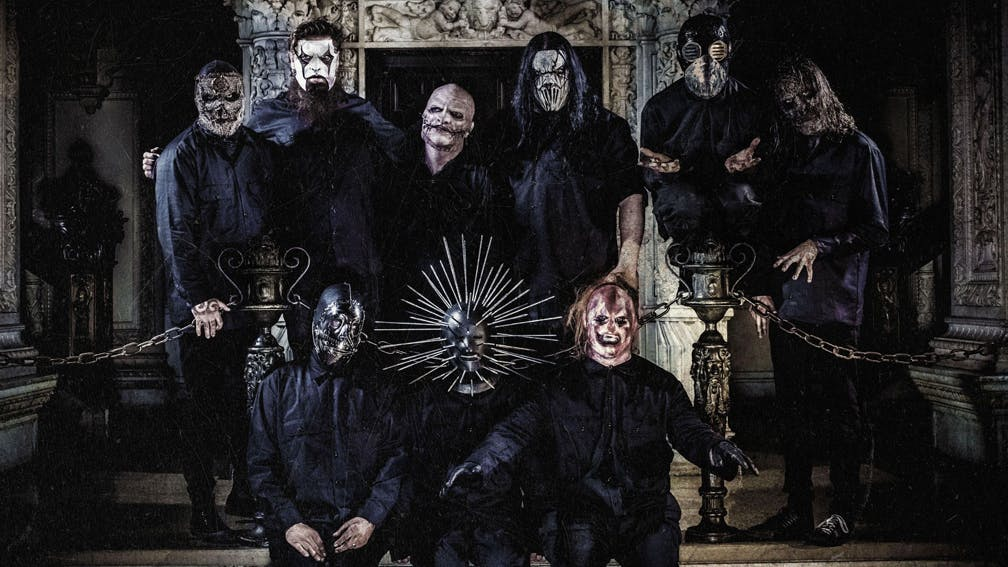 "New Slipknot Masks Are ""Incoming"""