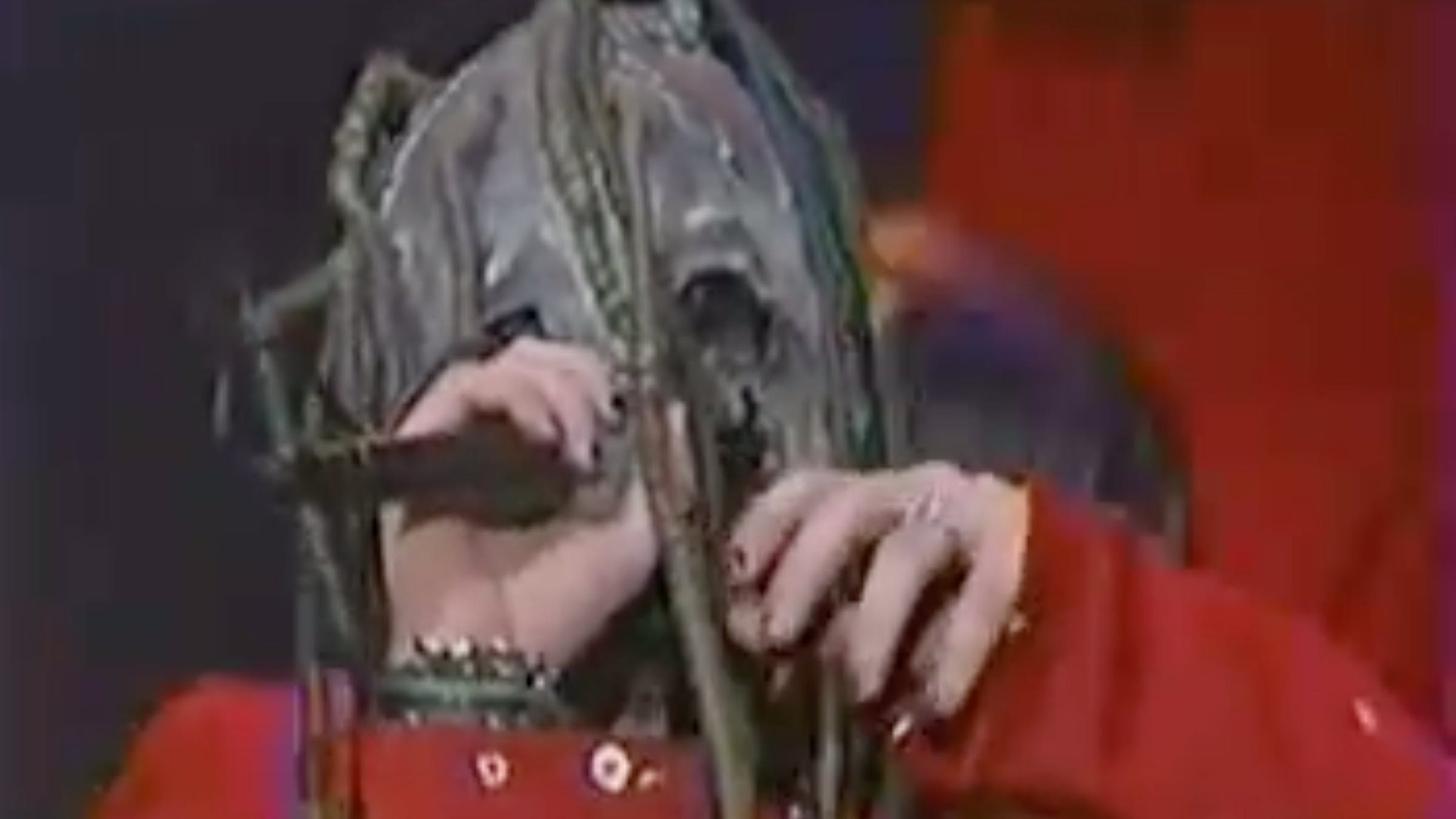 Watch Slipknot Make Their Network Television Debut In 2000