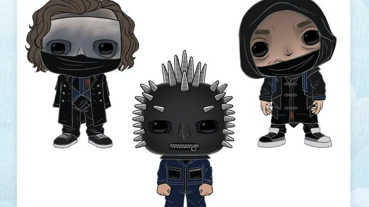 Funko Announce Slipknot, Slayer, Motörhead, Ghost And Weezer POP! Vinyl