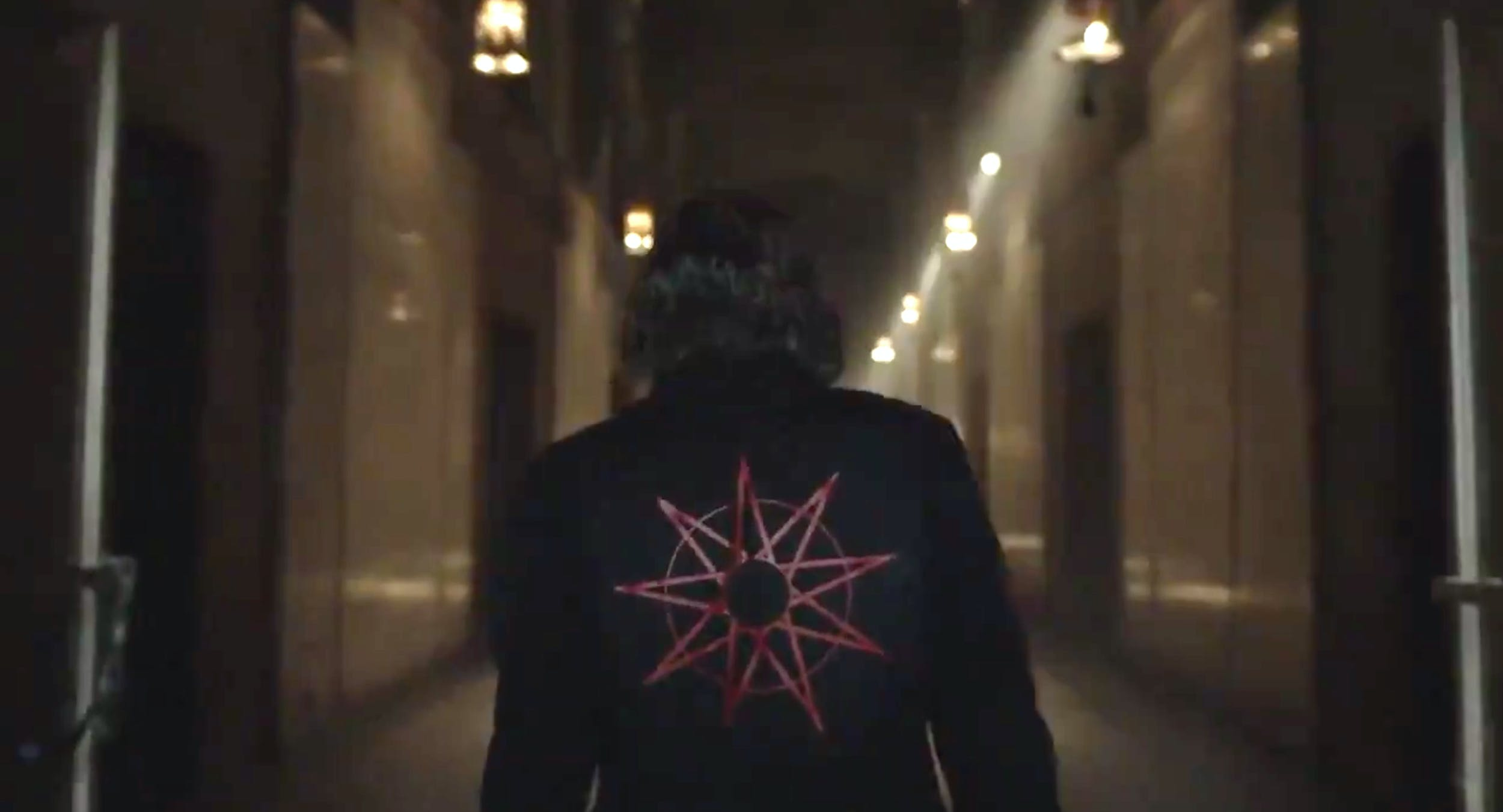 Slipknot Share Another Teaser Video, You've Killed The Saint In Me
