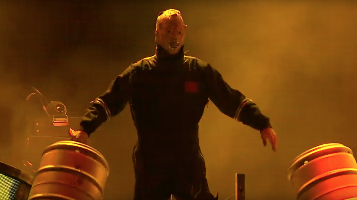 Never Mind Their Identity, Slipknot's Mysterious New Member Is