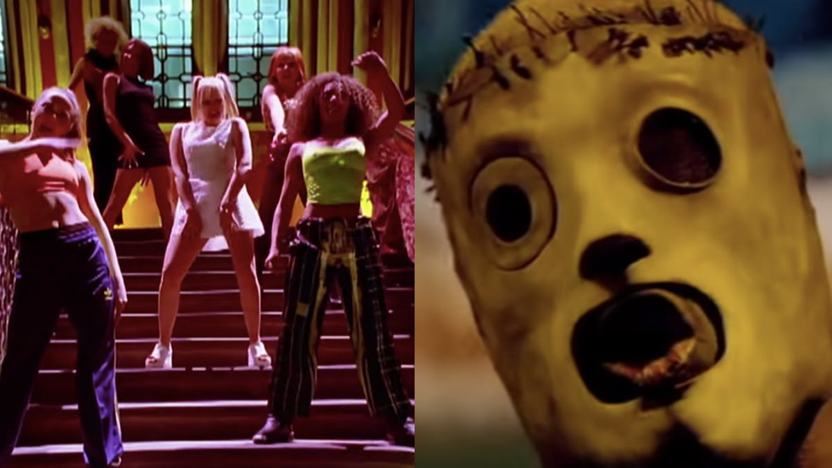 This Slipknot/Spice Girls Mash-Up Is Uncomfortably Awesome