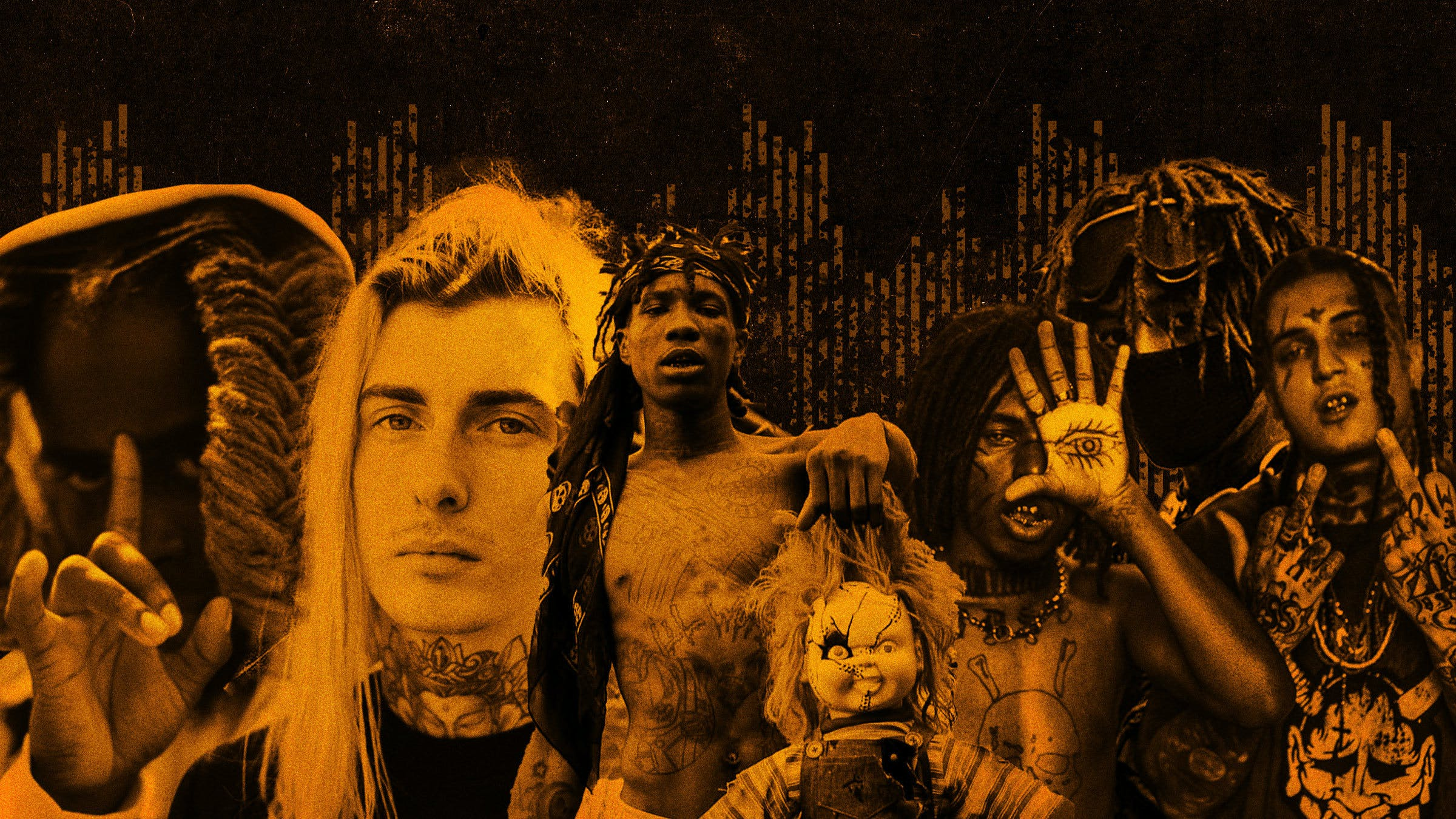 5 SoundCloud Rappers That Metalheads Need To Know About