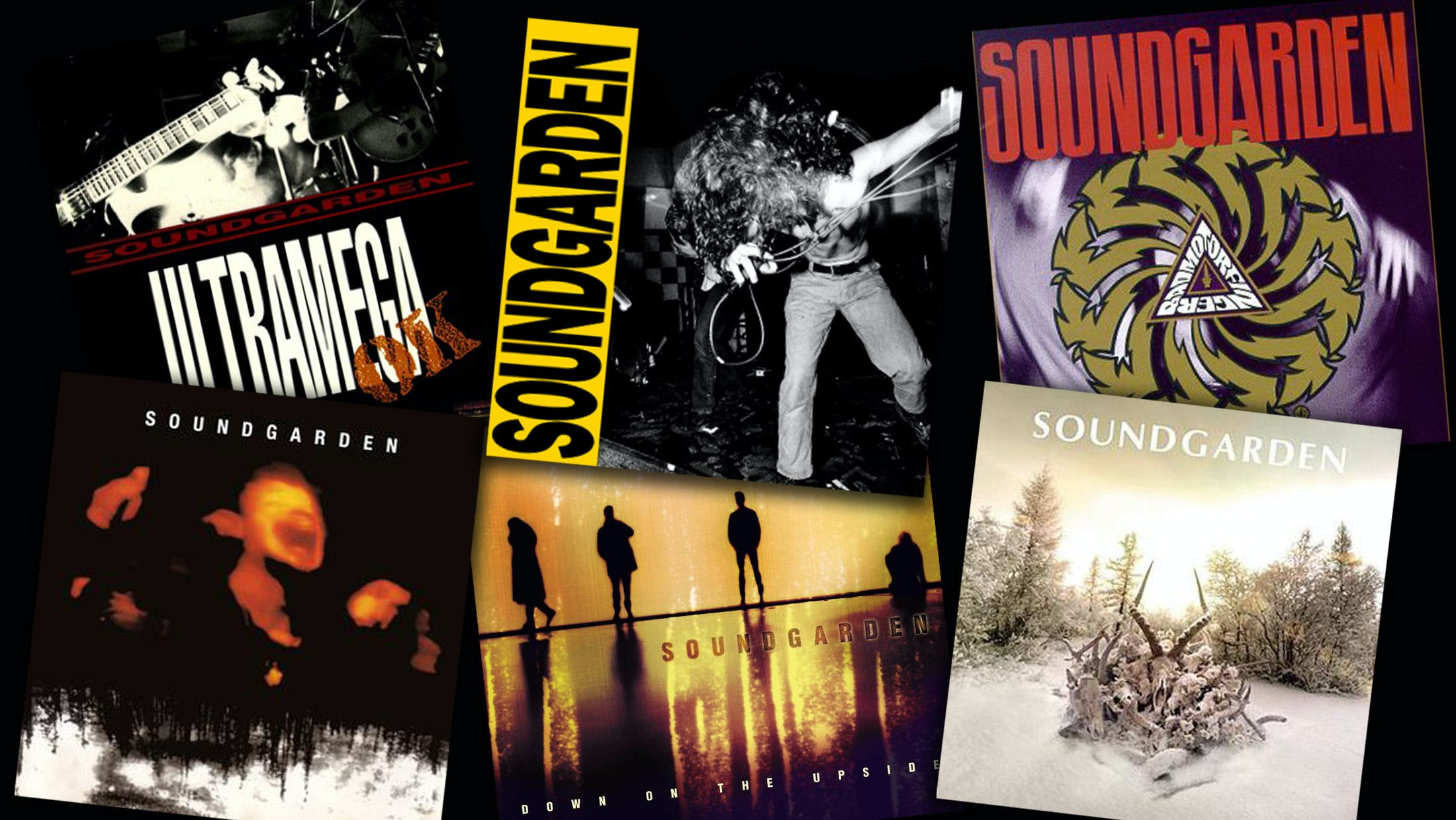Every Soundgarden Album Ranked From 'Worst' To Best