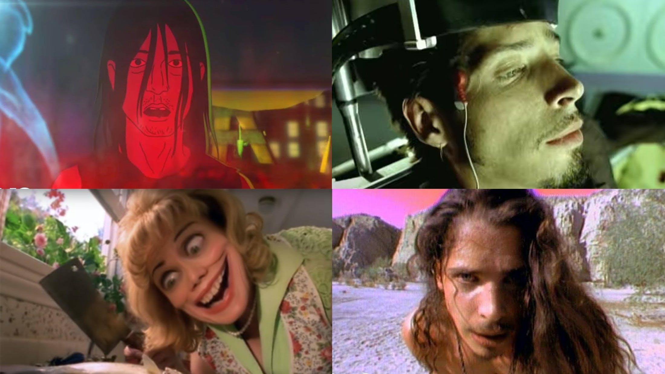 The 10 Best Soundgarden Videos
