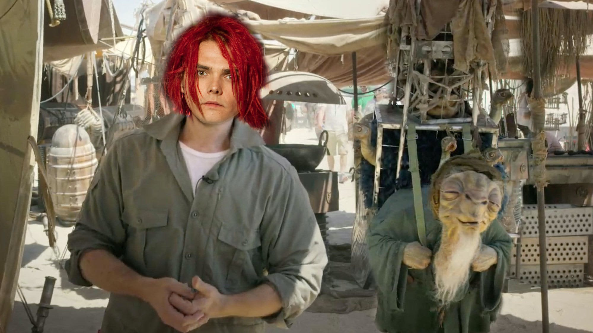 Gerard Way To Direct New Star Wars Movie