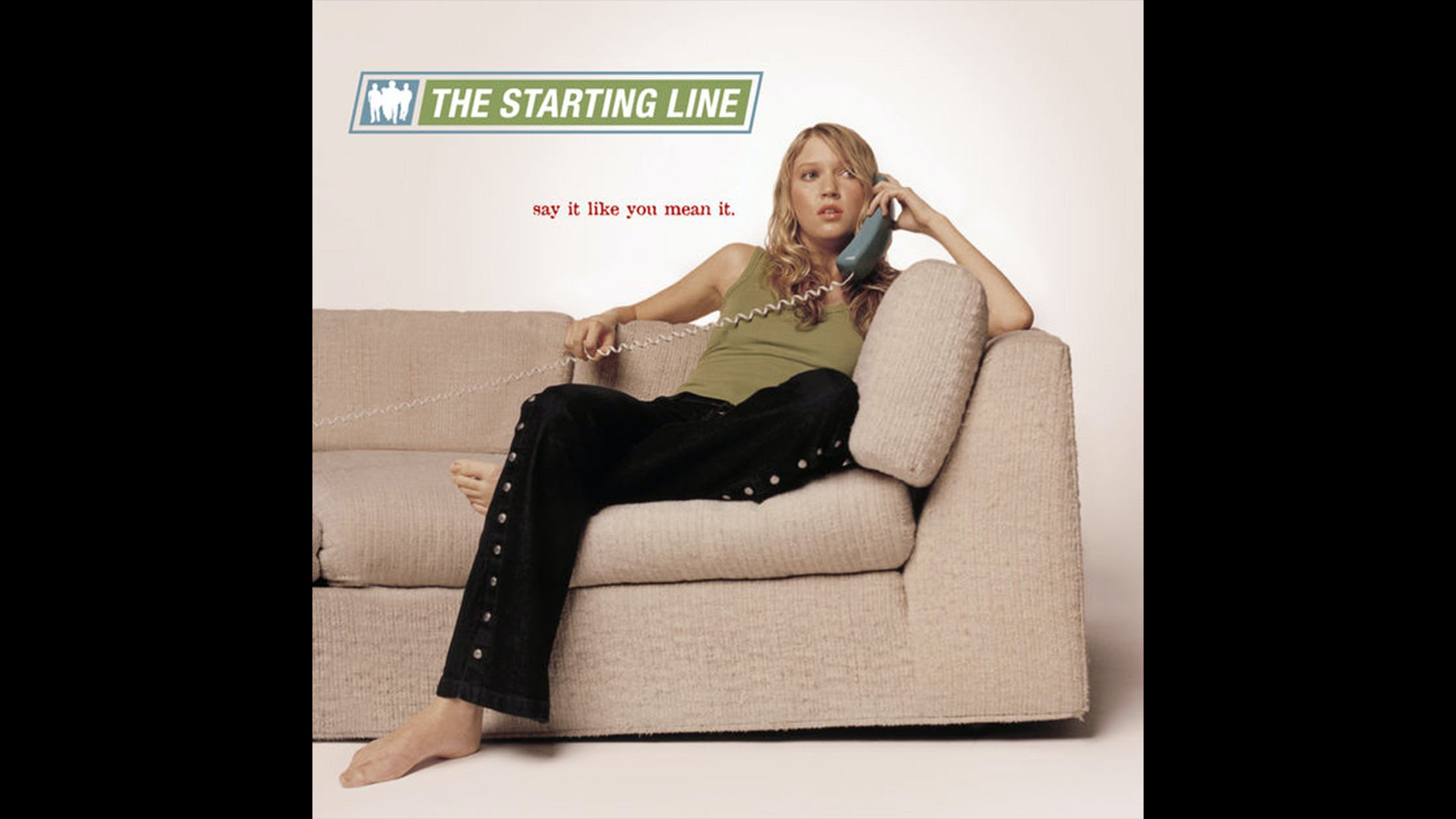 27. The Starting Line - Say It Like You Mean It (2002)