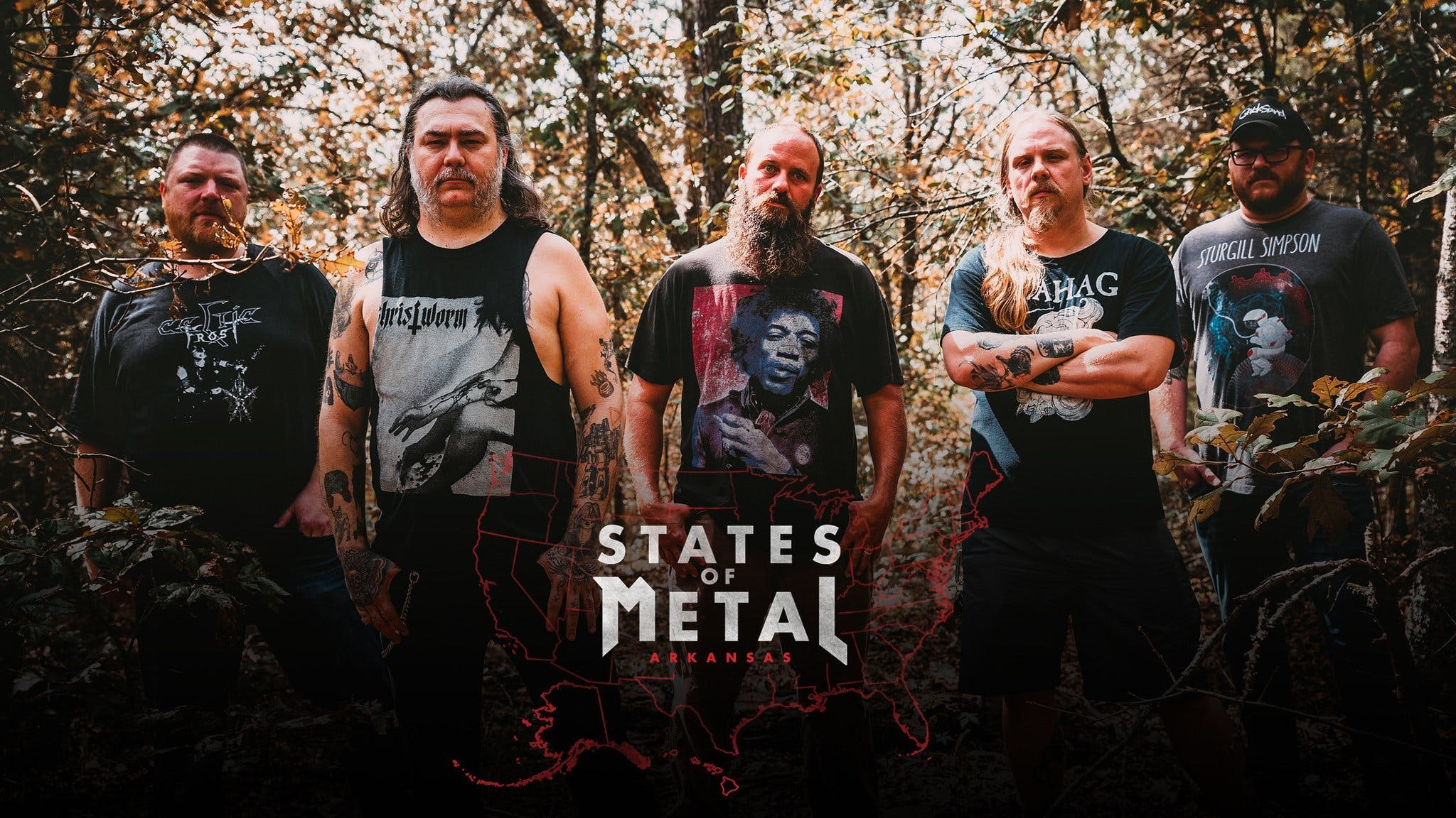 States of Metal: Arkansas Has An Honest DIY Ethos And A Vortex of Darkness At Its Core