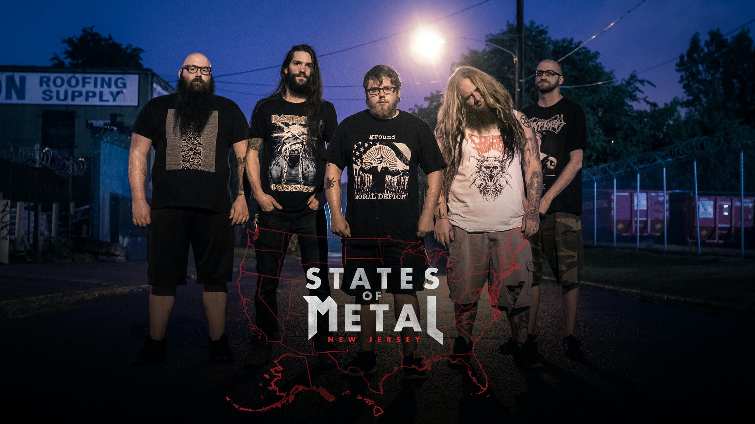 States Of Metal: New Jersey Is A Blue-Collar Breeding Ground for Heavy Metal Innovation