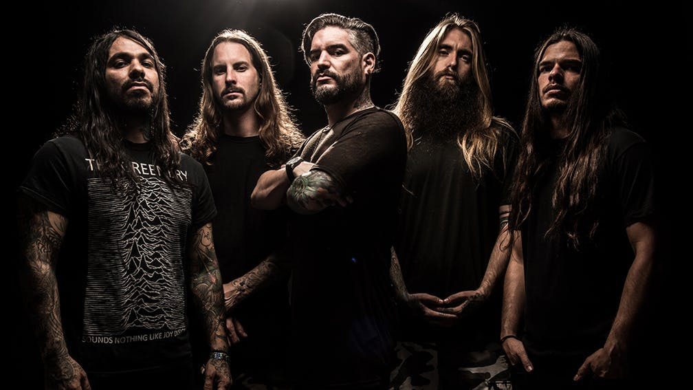 """Suicide Silence's Guitarist Has Taken A """"Radical Sabbatical"""" From The Band"""