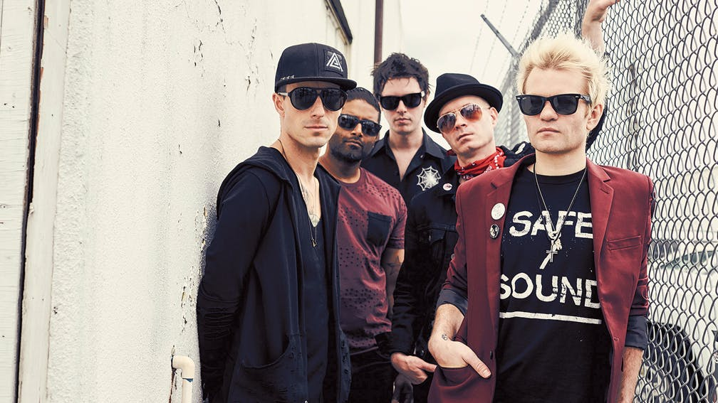 Sum 41 Have Released Their First New Song In Three Years