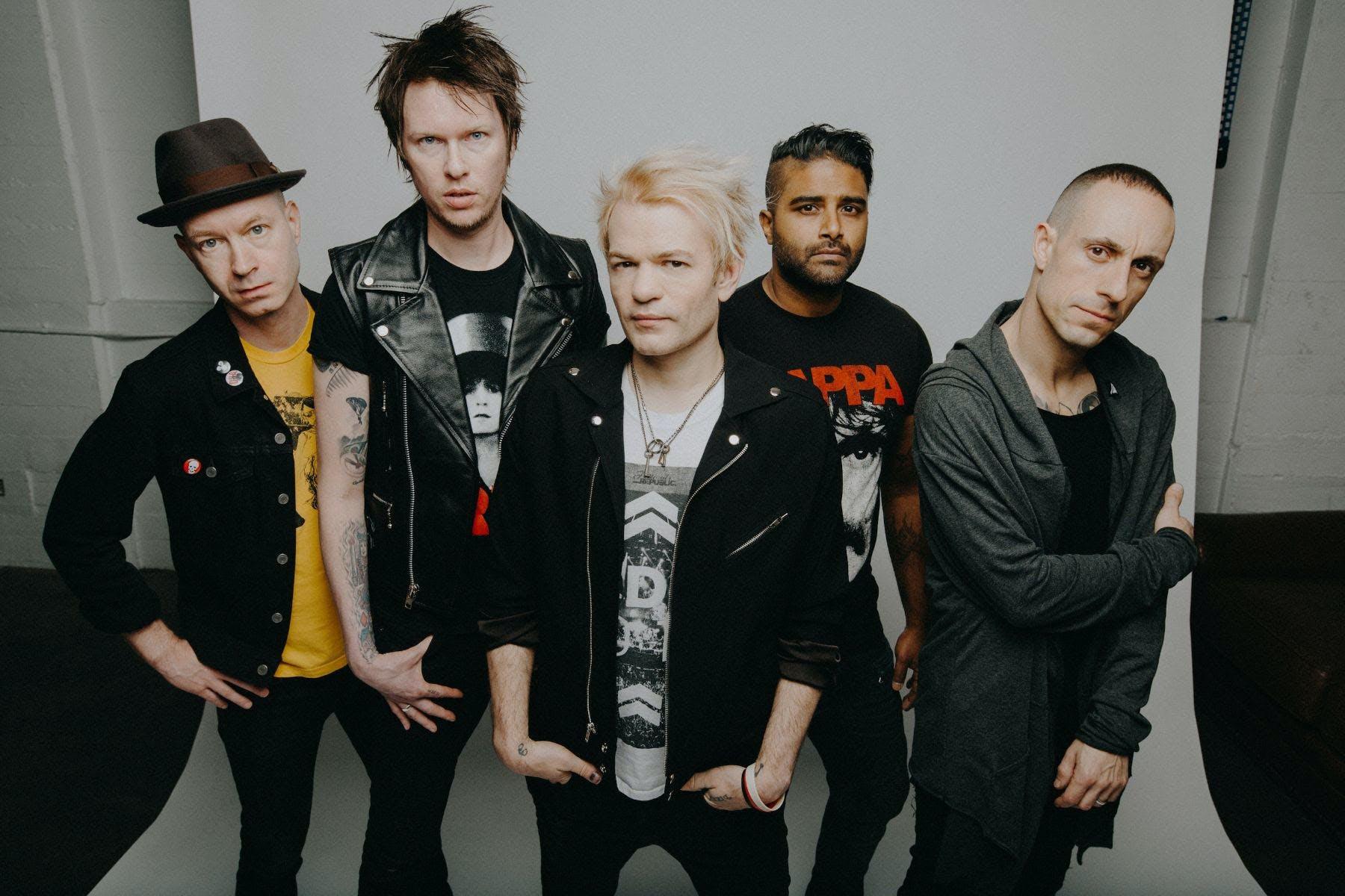 Sum 41 Announce New Album Order In Decline