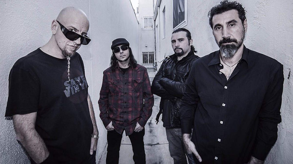 System Of A Down Are Touring Europe Next Year