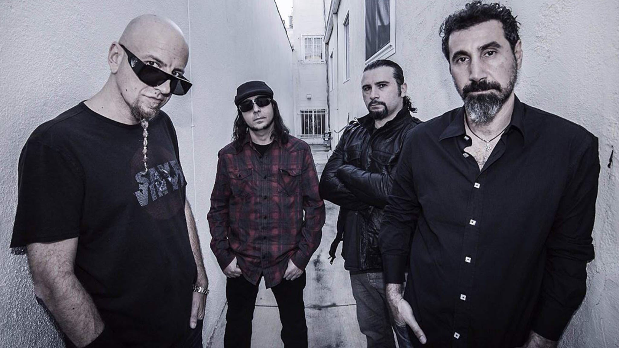 System Of A Down Promo