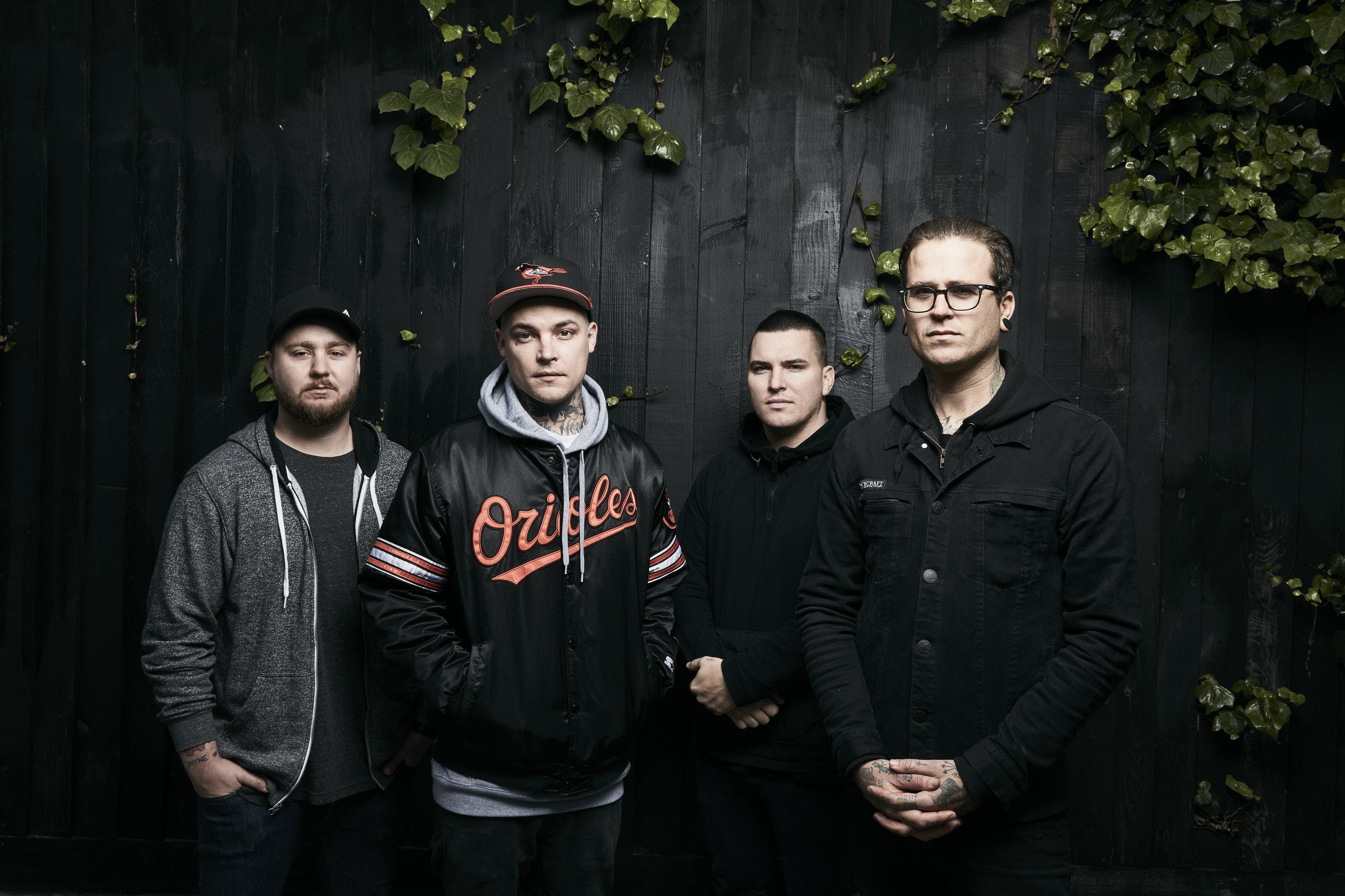 The Amity Affliction Part Ways With Drummer Ryan Burt
