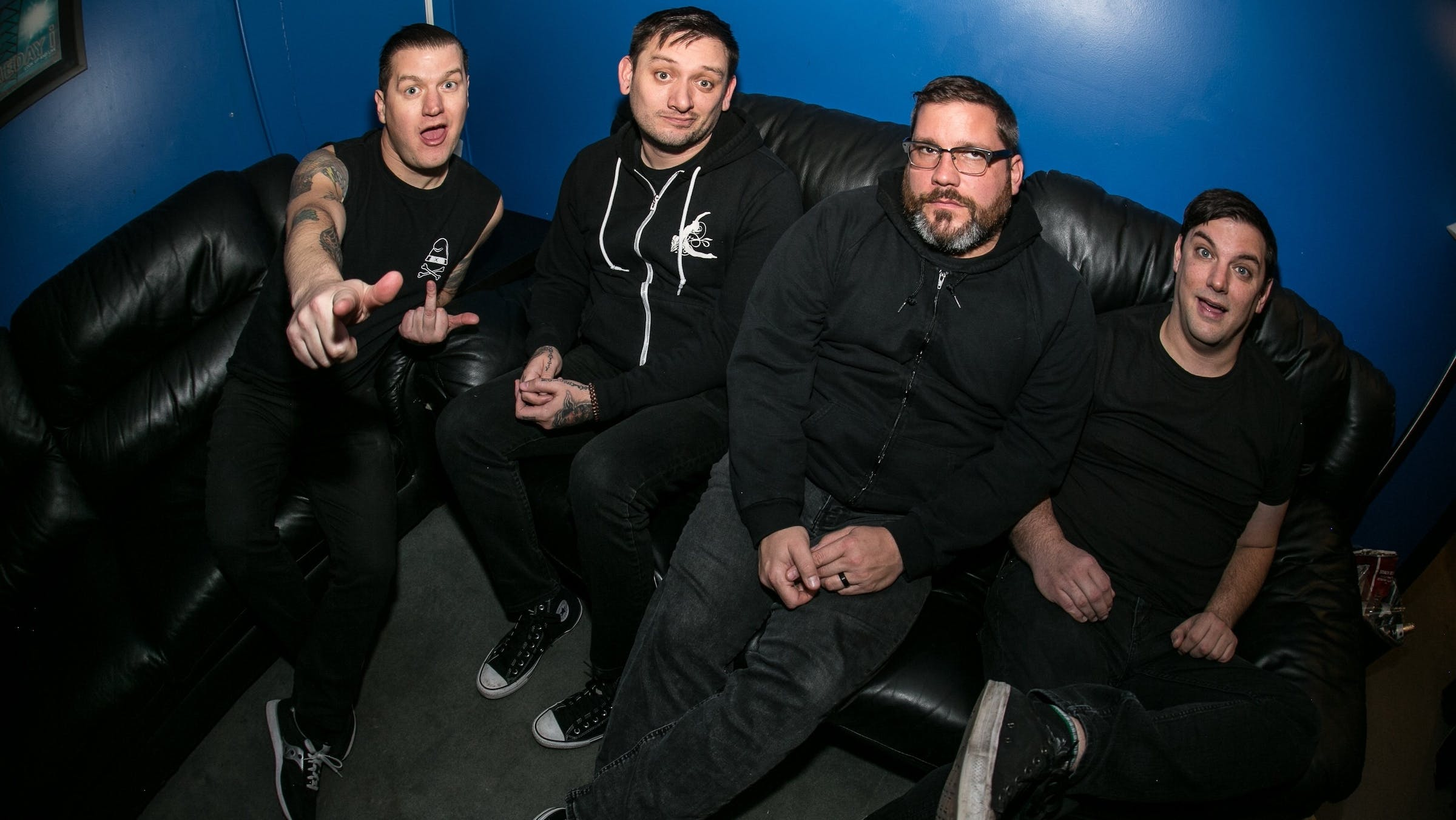 Exclusive: Teenage Bottlerocket Have Written The Punk Dad Anthem