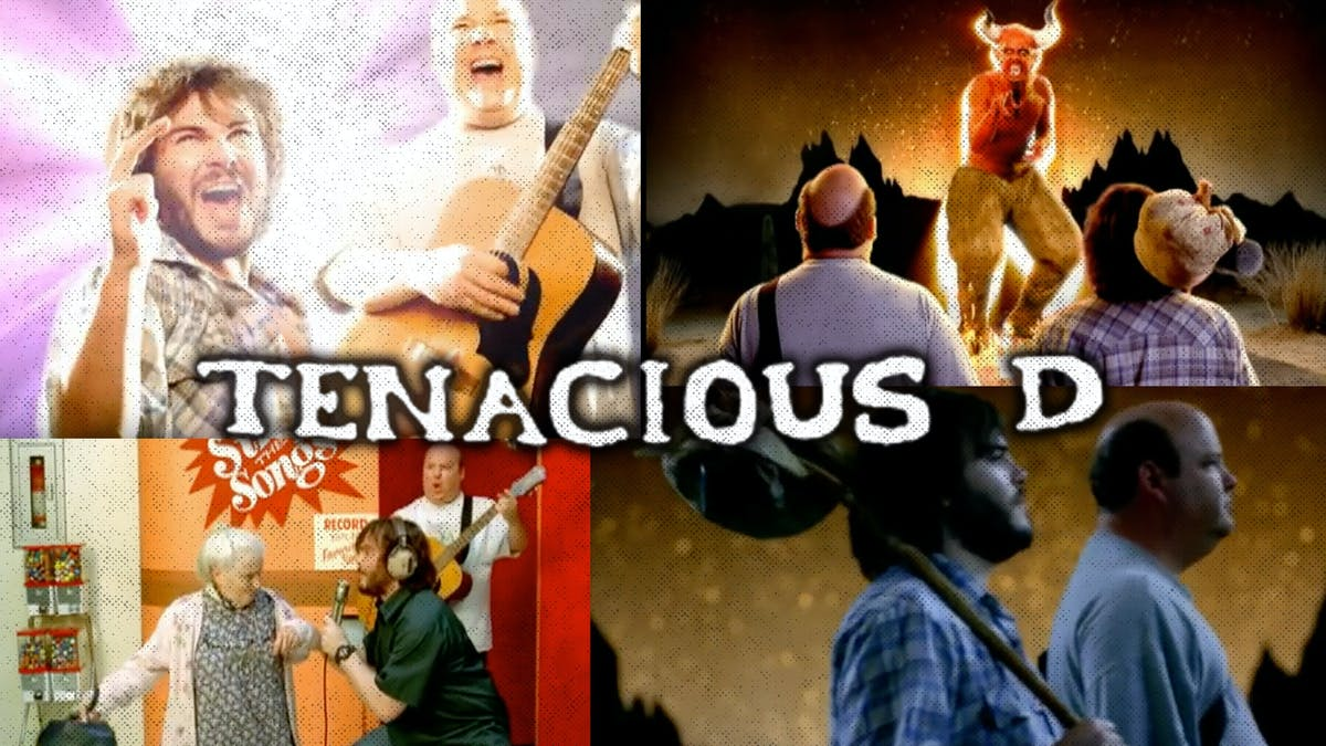 A Deep Dive Into Tenacious D's Tribute Video