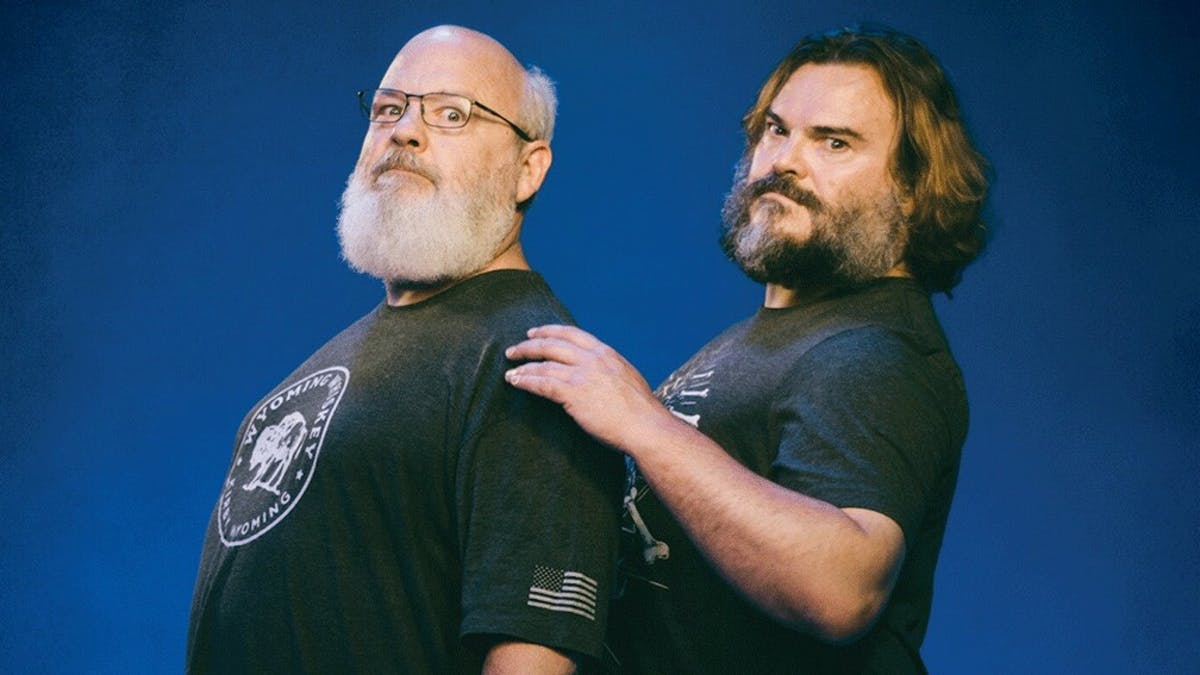 Jack White And Jack Black Join Forces On Tenacious D's New Song, Don't Blow It, Kage